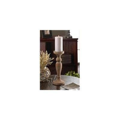 Unbranded Artisan Natural Wooden Candle Holder 10