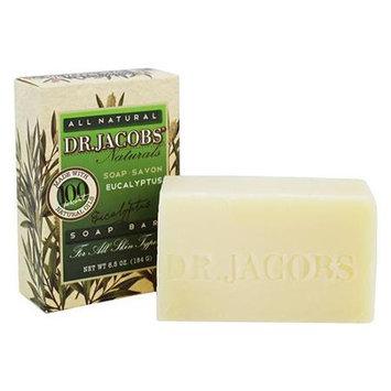 Dr. Jacobs Eucalyptus Castile Bar Soap