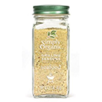 Frontier Natural Foods Frontier Natural Products 15720 Simply Organic Grilling Seasoning Seafood
