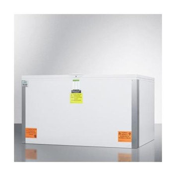 Summit Appliances VT225 Laboratory chest freezer capable of -30 C (-22 F)operation with extra large storage capacity