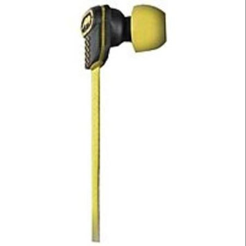 Mizco EKU-LCE2-YLW Ecko Eku-lce2-ylw Lace2 Earbuds [yellow]