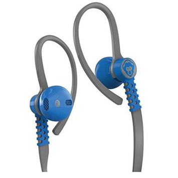 Popclik Flex Earbud Headphones For Android, F1AN-BL, Blue