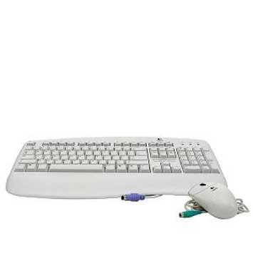 Black Box Logitech Deluxe Desktop 10 Pack Keyboard and Mouse - 967290-1403