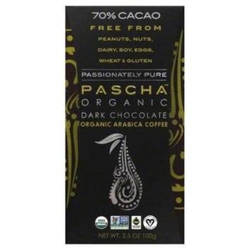 Pasha De Cartier Pascha Chocolate Bar Arabica Coffee 3.5 Oz Case Of 10