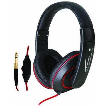 Audiobahn Ahp350j Blaze Dj Pro Audio Headphones