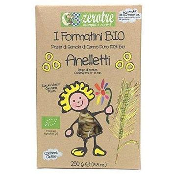Rustichella D'ambruzzo Zero Tre Anelletti (Little Rings) Pastina