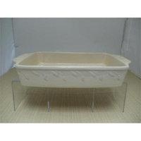 Signature Housewares Sorrento Ivory 10.75