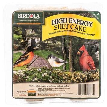 Birdola Products Birdola 11.5 Oz High Energy Suet Cake