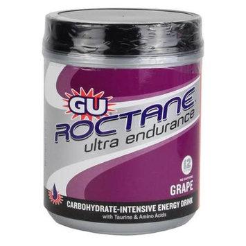 GU Energy Labs Roctane Ultra Endurance Energy Drink Canister Grape - 12 Servings