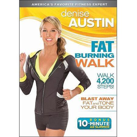 Lions Gate Denise Austin: Fat Burning Walk (Widescreen) (DVD)