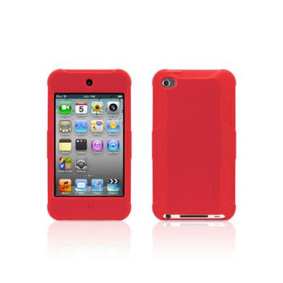 Griffin Protector, iPod touch (4th gen.), red