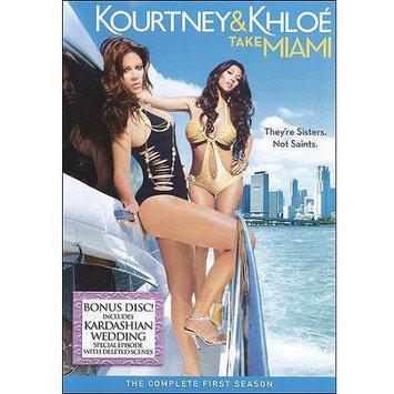 Lions Gate Entertainment Lions Gate Kourtney & Khloe Take Miami [dvd] [ff/eng/2.0 Dol Dig]