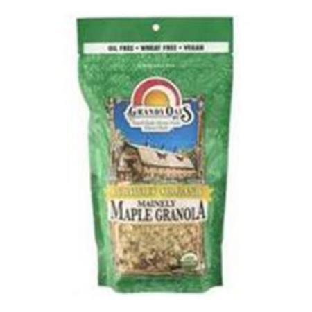 Grandy Oats 100% Organic Mainely Maple Granola 25 Lbs