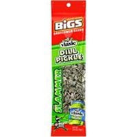 Bigs Vlasic Dill Pickle Flavored Sunflower Seeds 2.75 Oz. (Pack of 12)