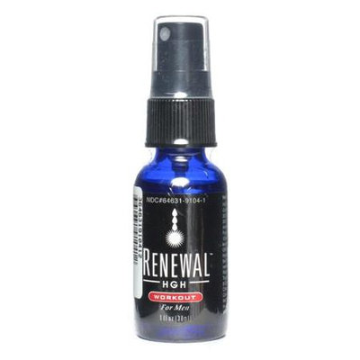 Always Young 399592 Always Young Renewal Hgh Workout For Men 1 Fl Oz