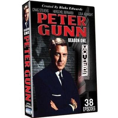 Peter Gunn: Season 1 [4 Discs] (dvd)