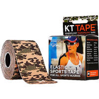 KT TAPE Original, Pre-cut, 20 Strip, Cotton