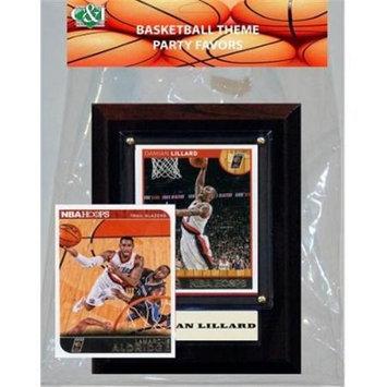 Candicollectables Candlcollectables 46LBTRAILBLAZERS NBA Portland Trail Blazers Party Favor With 4 x 6 Plaque