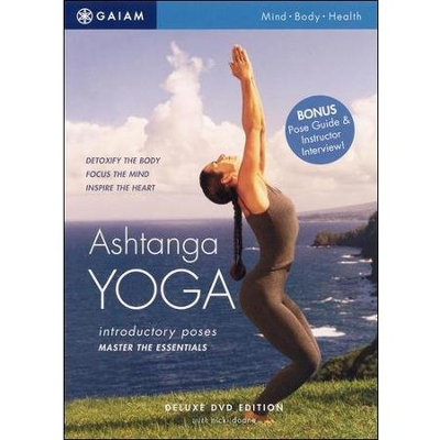 Ashtanga Yoga: Introductory Poses - Master The Essentials (dvd)