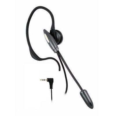 Fuse Fonegear Universal Economy Wire Boom Headset - Black Black