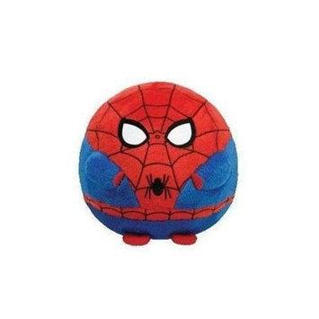 TY Marvel Spiderman Beanie Ballz Soft TOY