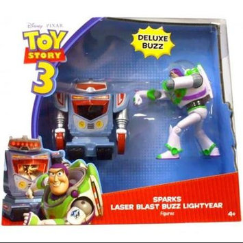 Toy Story 3 Laser Action Buzz Lightyear Figure 2-Pack