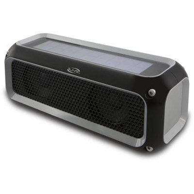 Ilive Isbw405b Rugged Sport Bluetooth[r] Speaker