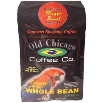 Old Chicago C00163 Brazil Medium Coffee Beans Pack Of 3
