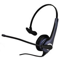 Jabra GN2000 Mono NC IP Quick Disconnect Noise Canceling Wired Single Headset