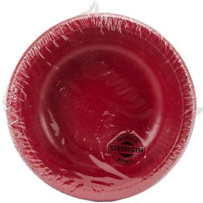 Creative Converting Paper Bowl 20Oz 20/Pkg-Classic Red
