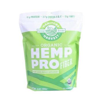 Manitoba Harvest Organic Hemp Pro Fiber 2 lbs