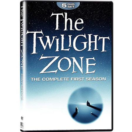 Twilight Zone: The Complete First Season [5 Discs] (new)