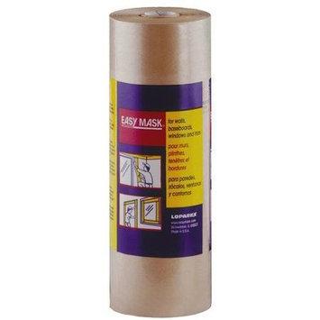 Easymask Kraft Flatback Paper Tape (6 in W x 180 ft L). Model: 329410