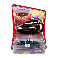 Disney Cars Axle Accelerator #58 1:55 Scale Die-Cast Vehicle