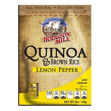 Hodgson Mill BPC1025107 Hodgson Mill Lemon Pepper Quinoa - 6x5 OZ