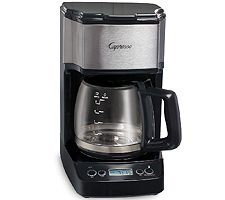 Jura Capresso Capresso Black 5-Cup Mini Drip Coffee Maker