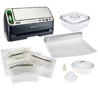 Foodsaver 2 in 1 Food Preservation System w/ Accessory Kit
