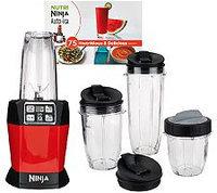Nutri Ninja iQ 1100 Watt Personal Blender with Recipe Book