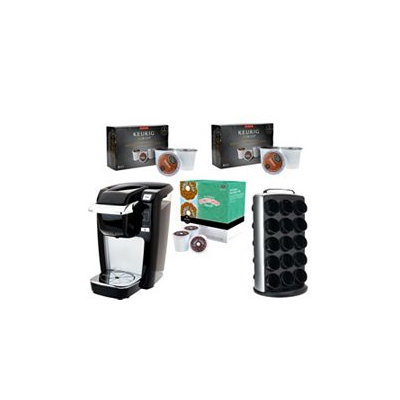 Keurig K10 Coffee Maker w/ 30 K-Cup Packs & 30ct Carousel