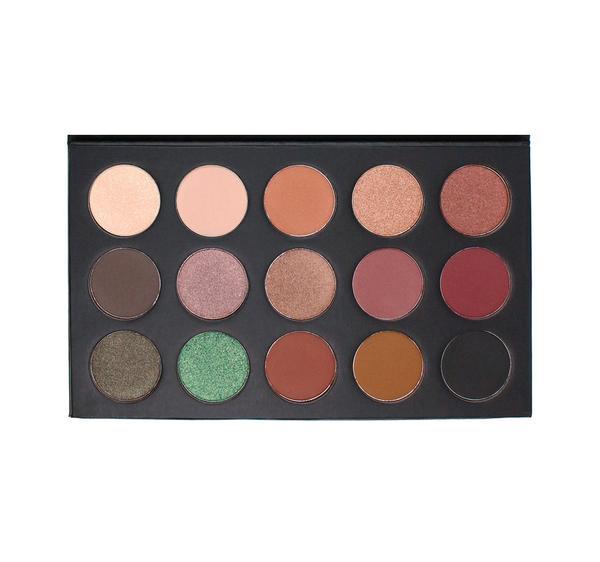 Morphe x Kathleen Lights Eyeshadow Palette