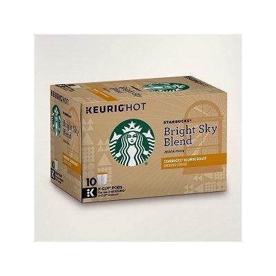 STARBUCKS® Bright Sky Blend Mild & Nutty K-Cups® Pods