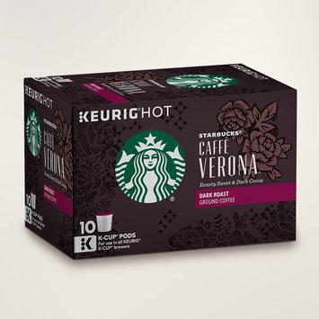STARBUCKS® Caffè Verona® Roasty Sweet & Dark Cocoa K-Cups® Pods