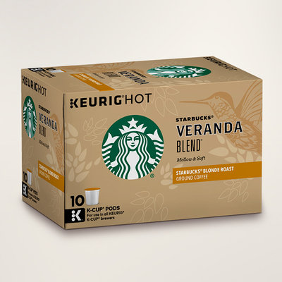 STARBUCKS® Veranda Blend® Mellow & Soft K-Cups® Pods