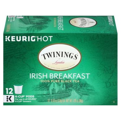 Twinings® Irish Breakfast Tea K-cups