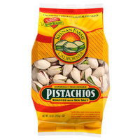 Keenan Farms Pistachios Roasted & Salted Natural