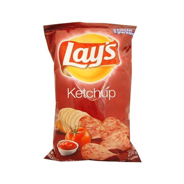 LAY'S® Ketchup Chips Reviews