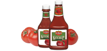 Del Monte® Squeeze Bottle Tomato Ketchup