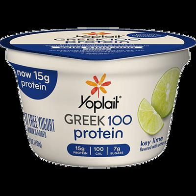 Yoplait® Greek 100 Protein Key Lime Yogurt