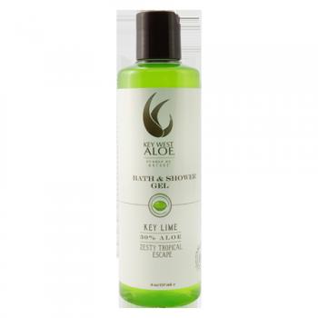Key West Aloe Key Lime Bath & Shower Gel