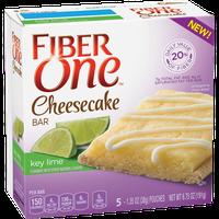 Fiber One Key Lime Cheesecake Bar
